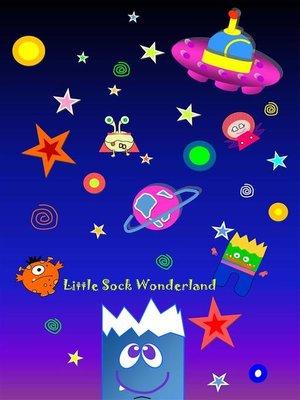 cover image of Little Sock in Wonderland