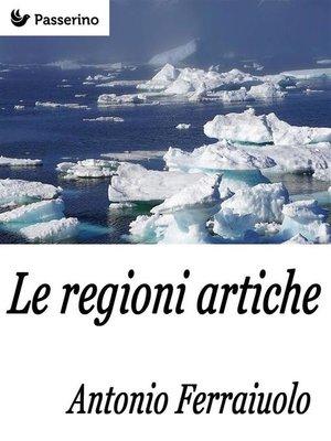cover image of Le regioni artiche