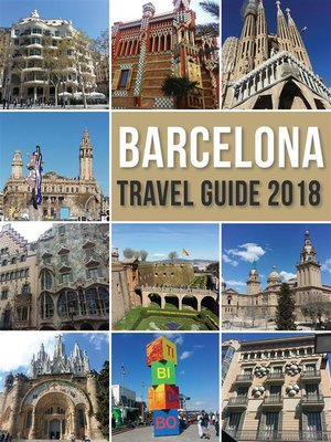cover image of Barcelona Travel Guide 2018