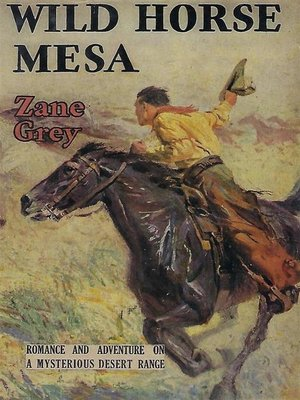 cover image of Wild Horse Mesa