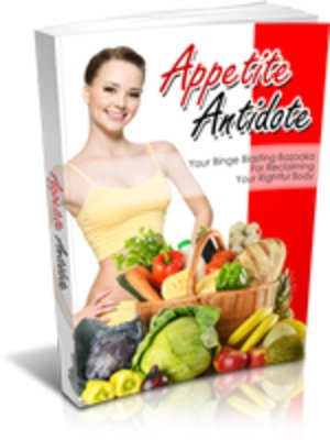 cover image of Appetite Antidote