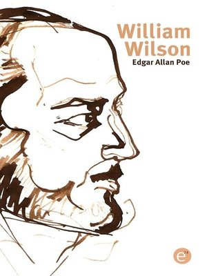 cover image of William Wilson (french)