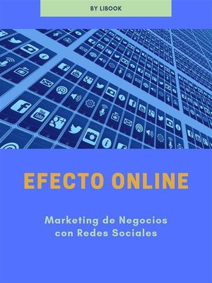 cover image of Efecto Online