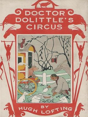 cover image of Doctor Dolittle's Circus