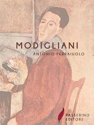 cover image of Modigliani