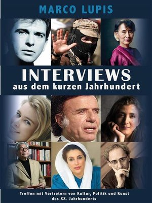 cover image of Interviews aus dem kurzen Jahrhundert