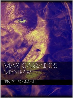 cover image of Max Carrados Mysteries