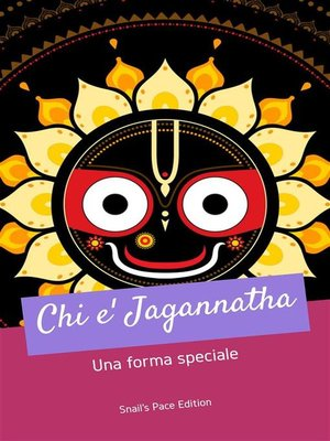 cover image of Chi e' Jagannatha