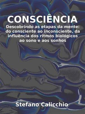cover image of Consciência