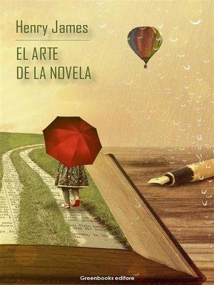 cover image of El arte de la novela