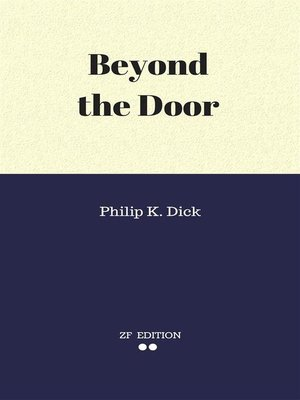 cover image of Beyond the Door