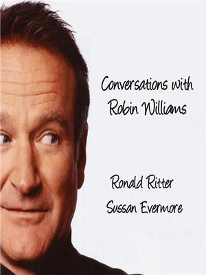 cover image of Conversations with Robin Williams