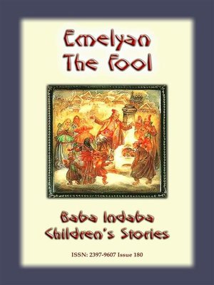 cover image of EMELYAN THE FOOL--A Russian Children's Story