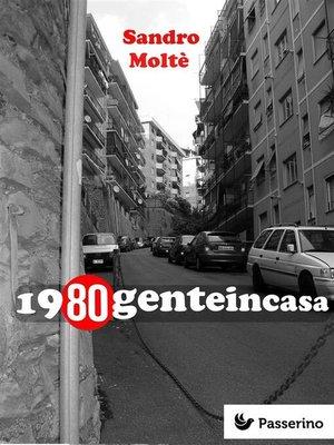 cover image of 1980genteincasa
