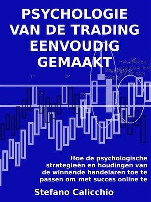 cover image of Psychologie van de trading eenvoudig gemaakt