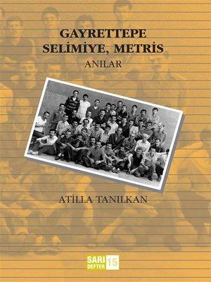 cover image of Gayrettepe Selimiye Metris