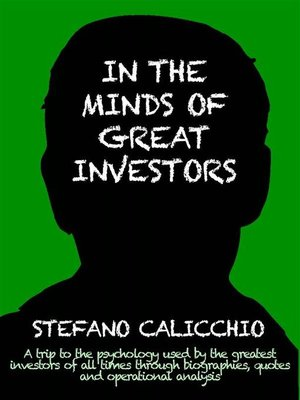 cover image of In the minds of great investors