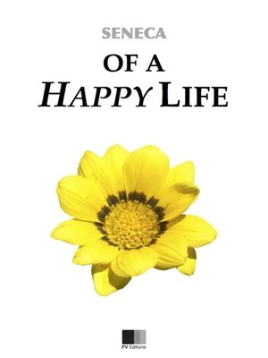 cover image of Of a Happy Life