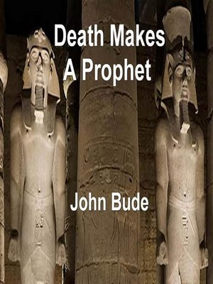 cover image of Death Makes a Prophet