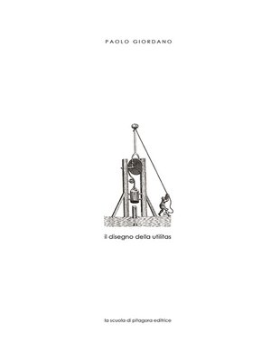 cover image of il disegno della utilitas