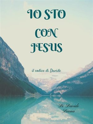 cover image of Io Sto Con Jesus