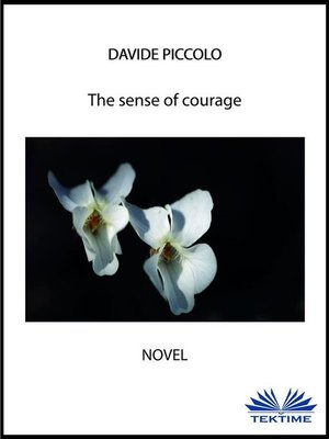 cover image of The sense of courage