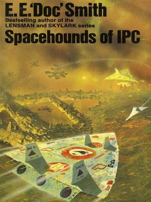 cover image of Spacehounds of IPC