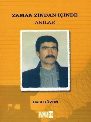 cover image of Zaman Zindan İçinde