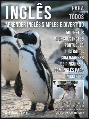 cover image of Inglês para todos--Aprender Inglês Simples e Divertido