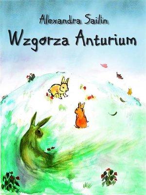 cover image of Wzgórza Anturium
