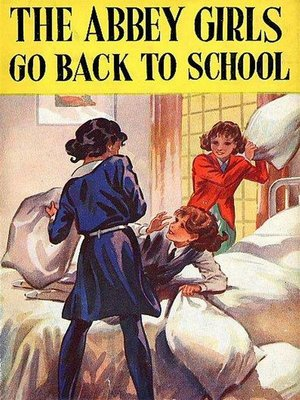 cover image of The Abbey Girls Go Back to School