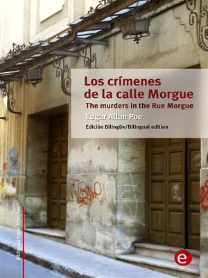 cover image of Los crímenes de la calle Morgue/The murders in the Rue Morgue