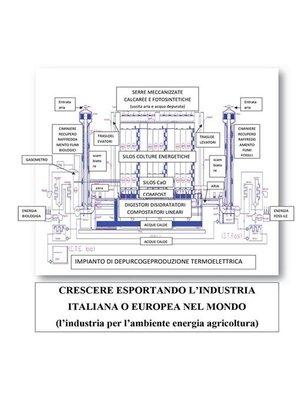 cover image of Crescere esportando l'industria italiana o europea nel mondo