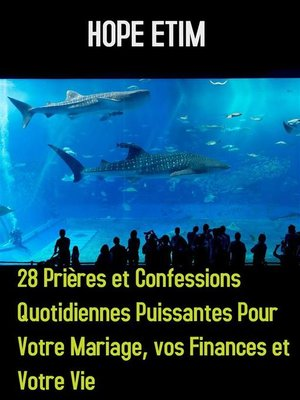 cover image of 28 Prières et Confessions Quotidiennes Puissantes Pour Votre Mariage, vos Finances et Votre Vie
