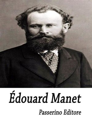 cover image of Édouard Manet