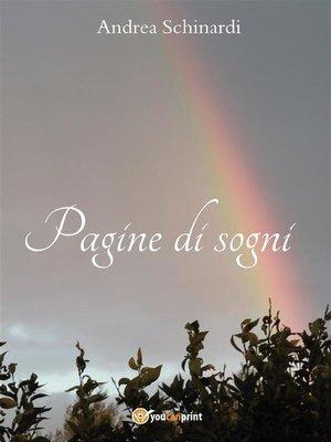 cover image of Pagine di sogni