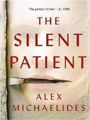 cover image of The Silent Patient