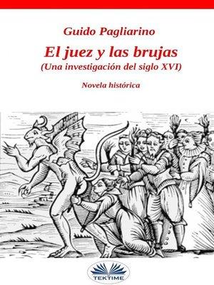 cover image of El juez y las brujas