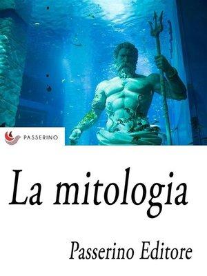 cover image of La mitologia