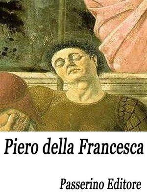 cover image of Piero della Francesca