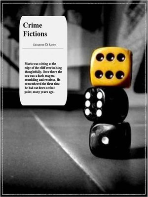 cover image of Crime Fictions