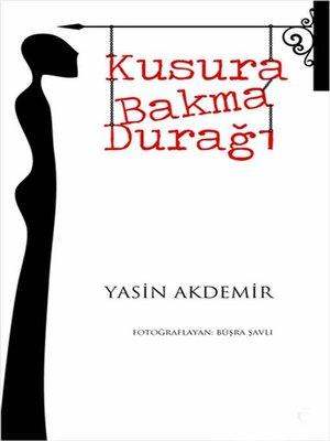 cover image of Kusura Bakma Durağı