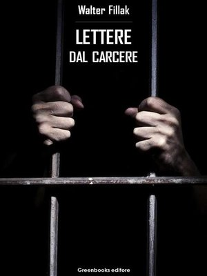 cover image of Lettere dal carcere