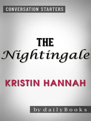 cover image of The Nightingale--A Novel by Kristin Hannah