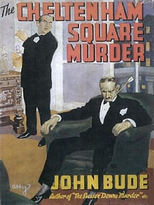 cover image of The Cheltenham Square Murder