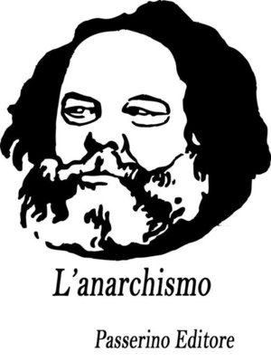 cover image of L'anarchismo