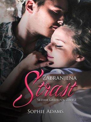cover image of Zabranjena Strast