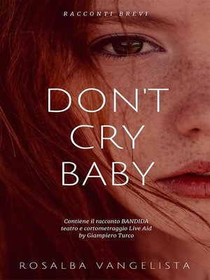cover image of Don't cry baby