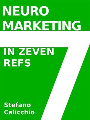 cover image of Neuromarketing in 7 antwoorden