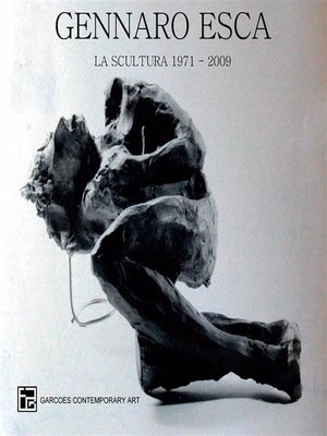 cover image of La Scultura 1971--2009